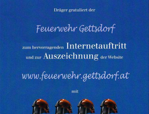 Dräger Website Wettbewerb 2011