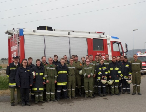 Einsatzmaschinisten Lehrgang 04.04.2014