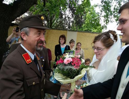Hochzeit Richard & Karin 30.05.2015