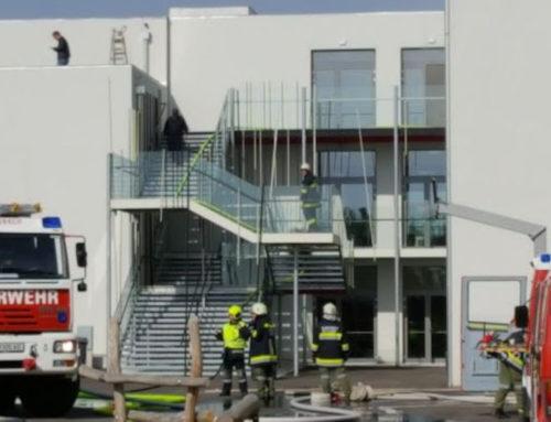Unterabschnittsübung Volksschule Ziersdorf 23.09.2016
